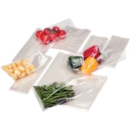 Anti-fog Bags Plastic Flat 210x350mm 35my - Horecavoordeel.com