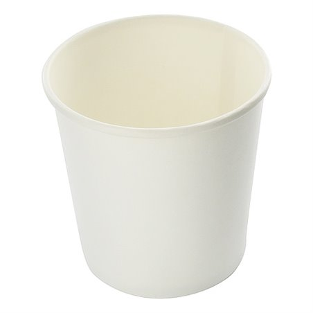 Paper Soup Cup white 800cc-32oz white (Small package) - Horecavoordeel.com