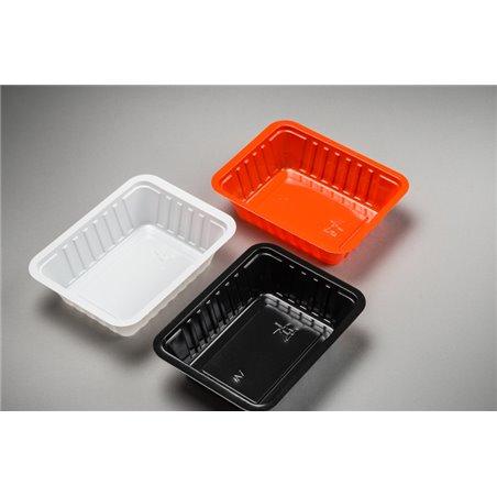 Snackbakjes A7 PS Oranje 250cc 122 x 95 x 35mm Horecavoordeel.com