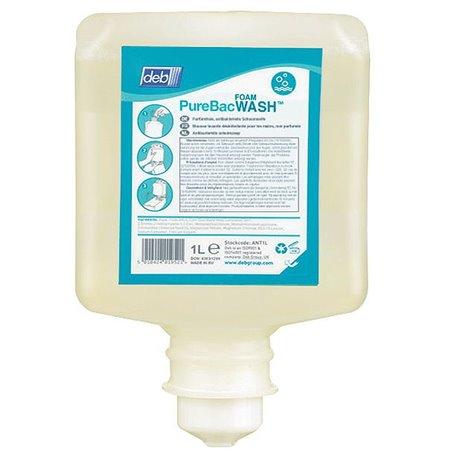 Handzeep Deb Purebac Foam Wash Antibacterieel Horecavoordeel.com