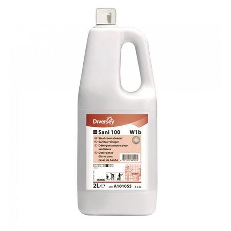 Sanitair reiniger Taski Sani 100 (Klein-verpakking) Horecavoordeel.com