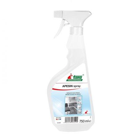 Tana Apesin Spray Reiniging Op Alcohol basis Sprayflacon Horecavoordeel.com