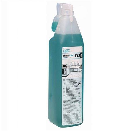 Allesreiniger Suma Total D2.4 Doseerflacon (Klein-verpakking) Horecavoordeel.com