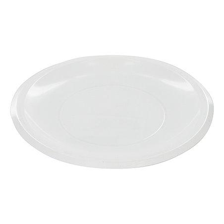 Borden Wit Plastic Ø 180mm (Klein-verpakking) Horecavoordeel.com