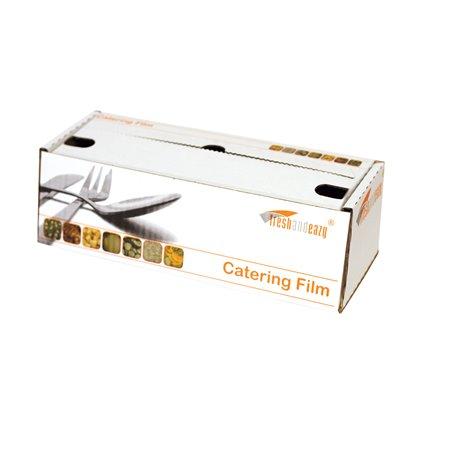 Catering- Cling Folie PVC Dispenserdoos 300mm x 300 meter Horecavoordeel.com