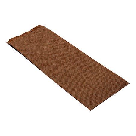 Levensmiddelenzakken Papier Nr10 Bruin 190 + 50 x 490mm Horecavoordeel.com