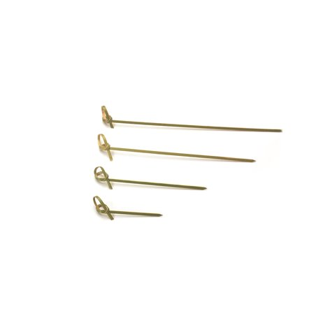 Bamboe Knoopprikkers 100mm (Klein-verpakking) Horecavoordeel.com