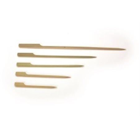 Bamboe Vlagprikkers Pin Roeispaantje 90mm Horecavoordeel.com
