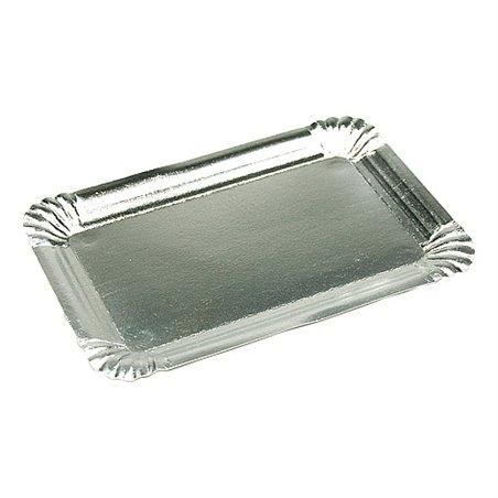 Vleeswarenschaaltjes Karton Aluminium Gevoerd 120 x 180mm Horecavoordeel.com