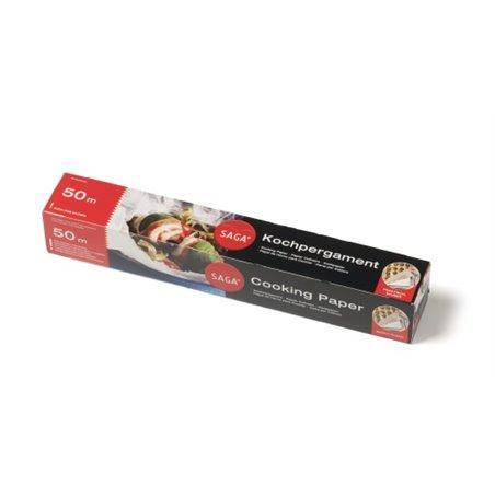 Bakpapier Wit 380mm x 50 Meter 41 Grams In Dispenserdoos Horecavoordeel.com