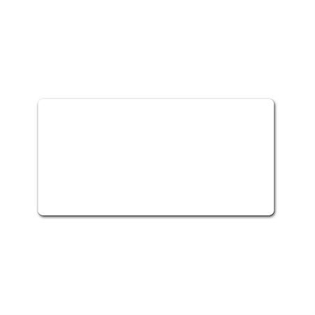 Etiketten Blanco 96 x 48mm Horecavoordeel.com