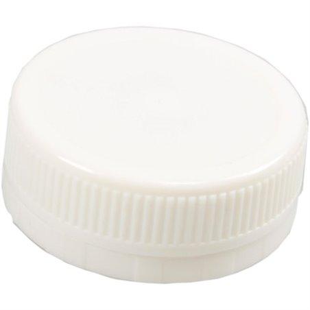 Doppen Wit voor Pet Flessen Ø 38mm (Klein-verpakking) Horecavoordeel.com