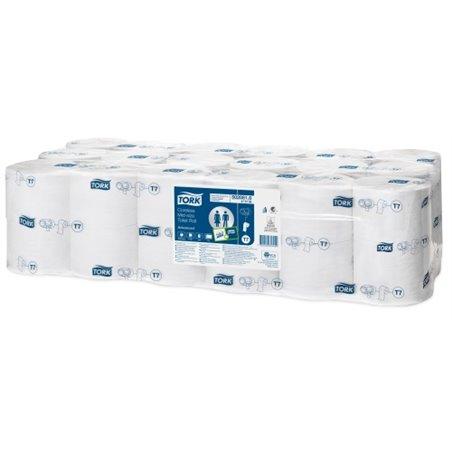 Toiletpapier Tork T7 Advanced 2 Laags Coreless Horecavoordeel.com