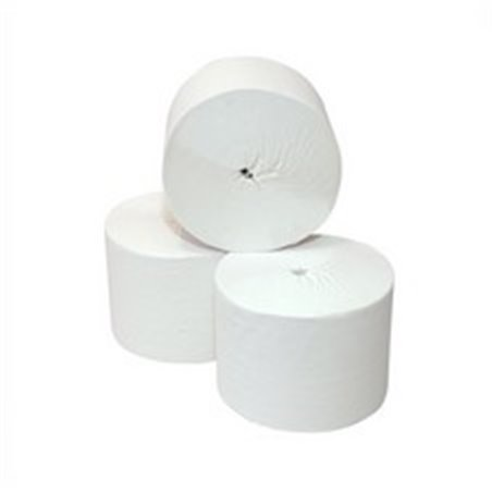 Toiletpapier Coreless Robaline2 Laags Tissue Wit 104m 900 Vel Horecavoordeel.com