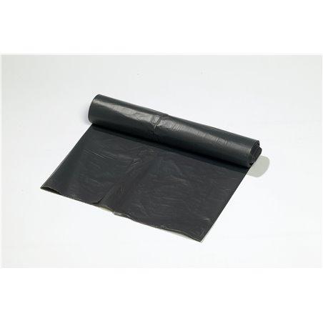 Afvalzakken 900 x 1250mm T60 Zwart (Klein-verpakking) Horecavoordeel.com