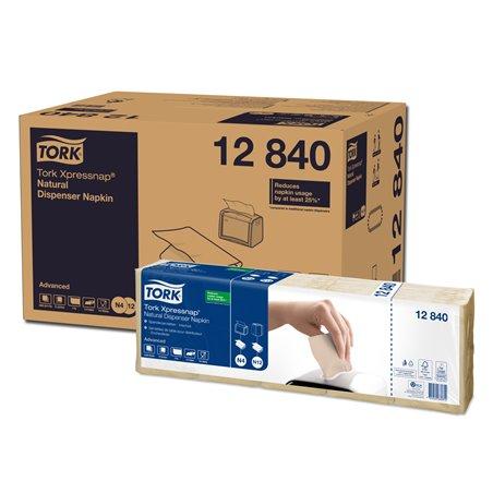 Dispenser Servetten Tork Xpressnap (12 840)1 Laags Crepe N4/n12 216 x 330mm Horecavoordeel.com