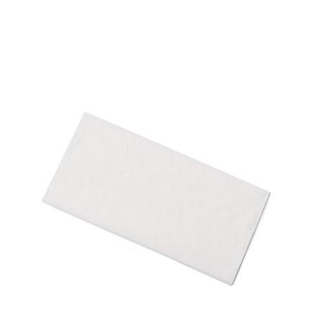 Servetten Wit 3 Laags 1/8 Vouw PVI 400 x 400mm Horecavoordeel.com