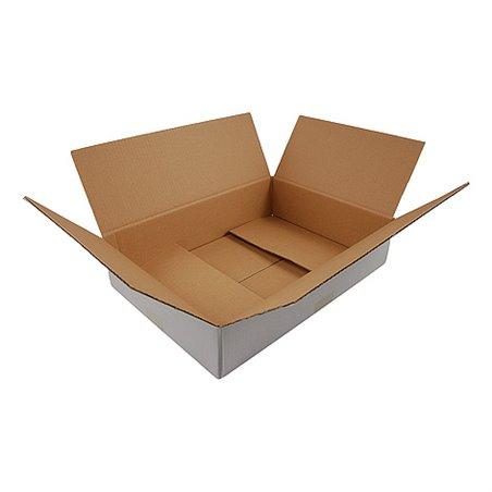 Amerikaanse Vouwdozen Wit 302 x 215 x 100mm Horecavoordeel.com