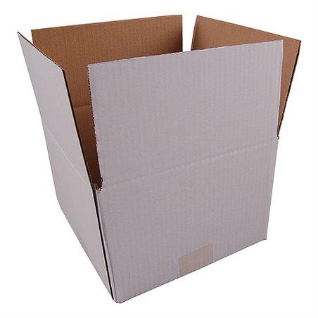 Amerikaanse Vouwdozen Wit 420 x 300 x 95mm Horecavoordeel.com