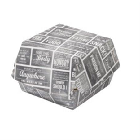Hamburgerbak Karton Groot Pubchalk Horecavoordeel.com