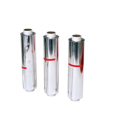 Aluminium Folie 300mm x 150m 14my Navulling Horecavoordeel.com