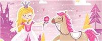 """""""Sprookjes Prinses"""" Thema -Horecavoordeel.com-"""
