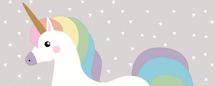 """""""Unicorn"""" Thema -Horecavoordeel.com-"""