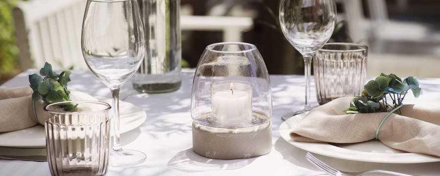 Op zoek naar restaurant kwaliteit kaarsenhouders van Bolsius? -Horecavoordeel.com-